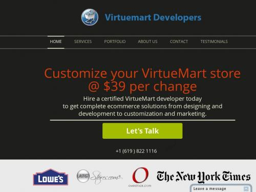 virtuemartdevelopers.com