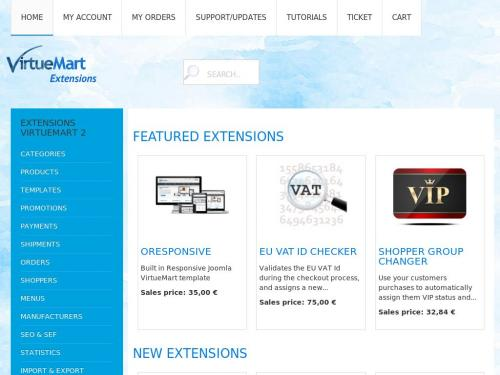 extensions.virtuemart.net