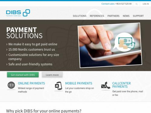 www.dibspayment.com