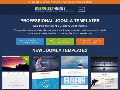 www.energizethemes.com