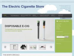 theelectriccigarettestore.com