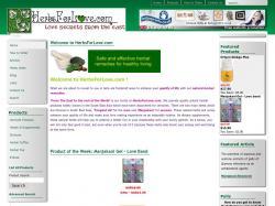 www.HerbsForLove.com