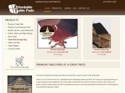 www.affordabletablepads.com