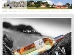 www.chateaupaquette.fr