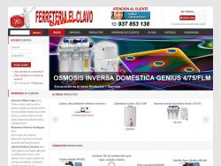 www.ferreteriaelclavo.com