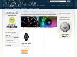www.h3-watchcorner.com
