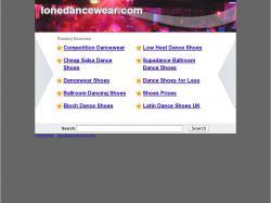 www.ionedancewear.com