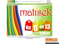 www.matisek.sk