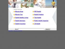 www.miracle2health.com