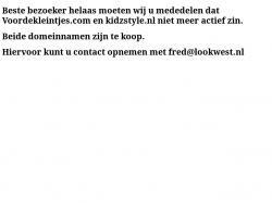 www.voordekleintjes.com
