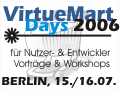 VirtueMartDays 2006 Logo