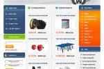 WebsiteTemplates :: Sports Store