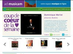 www.admusicam.com