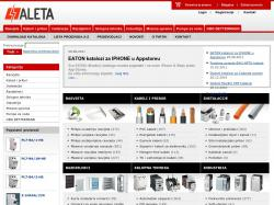 www.aleta.hr