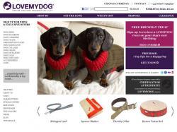 www.lovemydog.biz