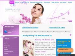 www.parfumylacno.sk