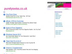 www.purelyswiss.co.uk