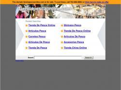 www.tiendapescaonline.com